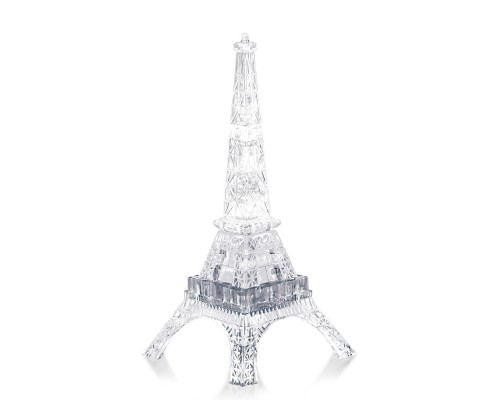 Эйфелева башня со светом L Crystal Puzzle 3d