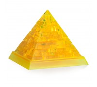 Кристалл Puzzle 3D - Пирамида со светом Crystal Puzzle 3d