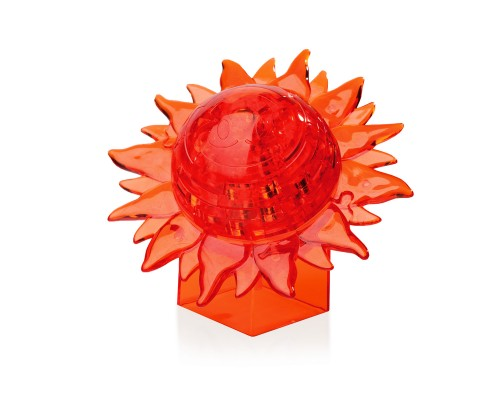 Солнце со светом Crystal Puzzle 3d