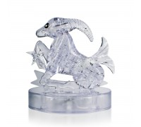 Кристалл Puzzle 3D - Козерог со светом Crystal Puzzle 3d