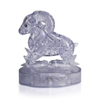 Овен со светом Crystal Puzzle 3d