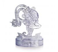 Кристалл Puzzle 3D - Водолей со светом Crystal Puzzle 3d