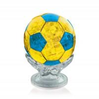Футбольный мяч со светом Crystal Puzzle 3d