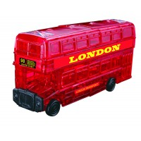 Автобус Crystal Puzzle 3d