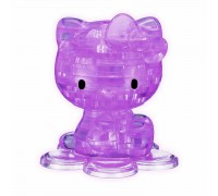 Кристалл Puzzle 3D - Hello Kitty Crystal Puzzle 3d