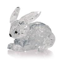 Кролик (Заяц) Crystal Puzzle 3d