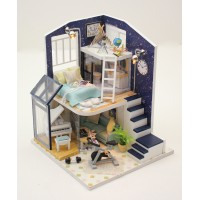 DIY Mini House Путь к звездам