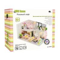 DIY Mini House Розовый лофт