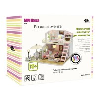 DIY Mini House Розовая мечта