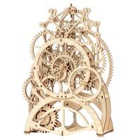 Маятниковые часы с механическим заводом