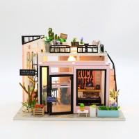 DIY Mini House Студия звукозаписи