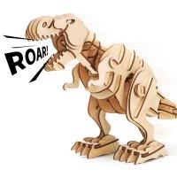 T-Rex. На пульте управления.